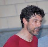亚历山德罗Gassmann Al Giffoni电影节2013年 图库摄影