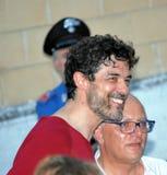 亚历山德罗Gassmann Al Giffoni电影节2013年 库存图片