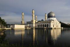 亚庇市清真寺 库存图片
