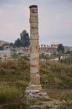 亚底米神庙,以弗所 库存图片