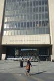 亚当・卡里顿力量小 状态办公楼 免版税库存图片