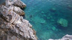 亚得里亚海的水 股票视频