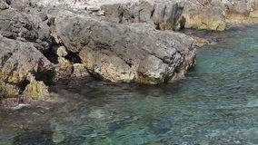 亚得里亚海的海岸 影视素材