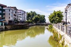 亚洛瓦市-土耳其都市水道  免版税库存照片