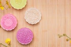 亚洲人, Japanian食物,传统甜点心多彩多姿没有 免版税图库摄影