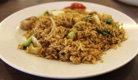 亚洲可口食物 免版税图库摄影