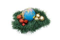 亚洲圣诞节主题世界 免版税图库摄影