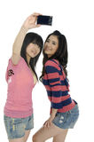 亚洲女孩年轻人 免版税库存照片