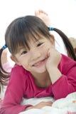 亚洲女孩年轻人 库存照片