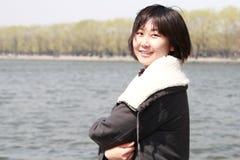 亚洲妇女年轻人 图库摄影
