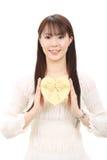 亚洲妇女年轻人 库存图片
