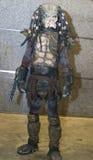 亚洲常规cosplay比赛 免版税库存照片