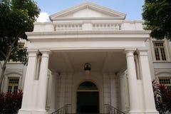 亚洲文明博物馆 库存图片