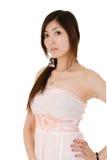 亚洲有吸引力的美丽的妇女年轻人 库存照片