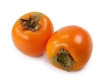 亚洲柿树 库存照片
