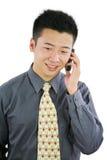 亚洲生意人 库存图片