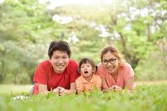亚洲系列乐趣愉快有 免版税图库摄影