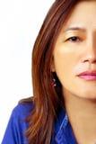 亚洲美丽 免版税库存图片