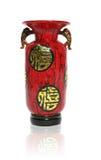 亚洲花瓶 免版税库存照片