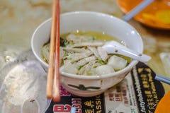 亚洲街道食物 库存照片