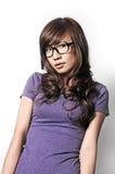 亚洲设计 免版税库存照片