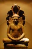 亚洲雕塑 免版税库存照片