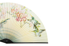 亚洲风扇 库存图片