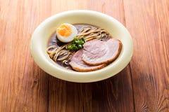 亚洲食物,汤面 图库摄影