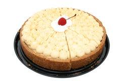 亚特兰大乳酪蛋糕 免版税图库摄影
