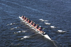 亚特兰大小辈划船协会 免版税库存图片
