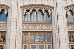 亚特兰大市政厅 库存照片