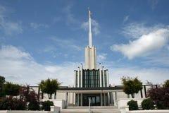 亚特兰大, LDS,寺庙 免版税图库摄影