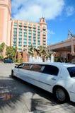 亚特兰提斯天堂海岛,巴哈马 免版税图库摄影