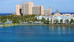 亚特兰提斯手段时间间隔在巴哈马 影视素材