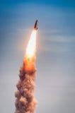 亚特兰提斯STS135发射  图库摄影