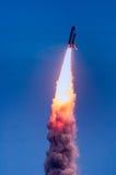 亚特兰提斯STS135发射 免版税图库摄影