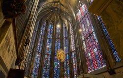 亚琛大教堂 图库摄影