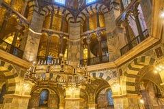亚琛大教堂 库存照片