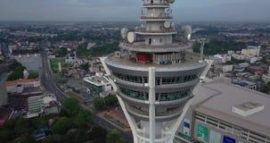 亚罗士打马来西亚鸟瞰图  股票视频