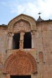 亚美尼亚修道院noravank 库存图片