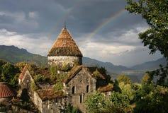 亚美尼亚修道院sanain 图库摄影