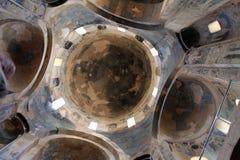 亚美尼亚大教堂在范City,土耳其 免版税图库摄影