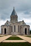亚美尼亚教会St Ghazanchetsots 免版税库存图片