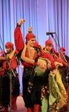 亚美尼亚舞蹈 库存图片