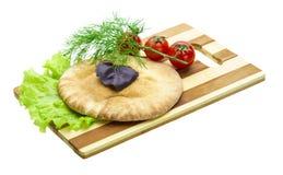 亚美尼亚面包 免版税库存图片