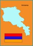亚美尼亚 免版税库存照片
