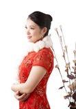 亚裔妇女 图库摄影