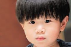 亚裔小孩 免版税库存照片