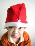 亚裔男孩 免版税图库摄影