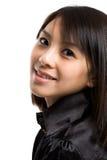 亚裔美丽的妇女 库存图片